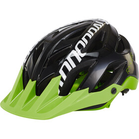 Cannondale Ryker AM Cykelhjelm, black/green